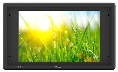 TVLogic unveils new 7inch field production monitor with ultra-luminance at IBC 2018